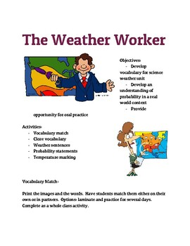 The Weather Forecaster