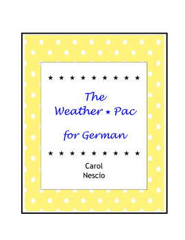 The Weather * Pac For German