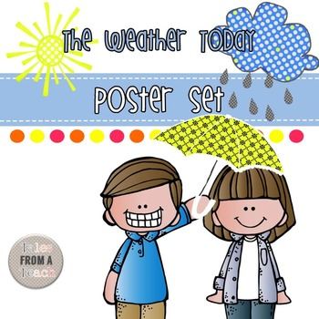 The Weather Today: Poster Pieces to Track the Weather