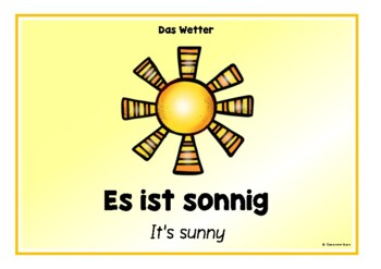 The Weather in German