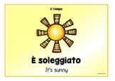 The Weather in Italian