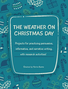 The Weather on Christmas Day