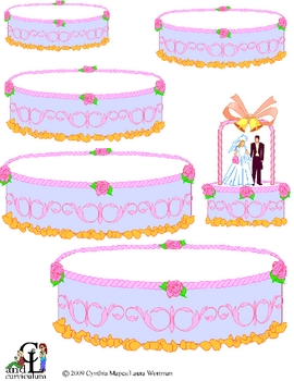 The Wedding Cake Sequencing Activity