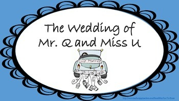 The Wedding of Mr. Q and Miss U.