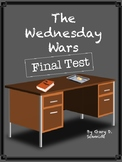 The Wednesday Wars Final Test