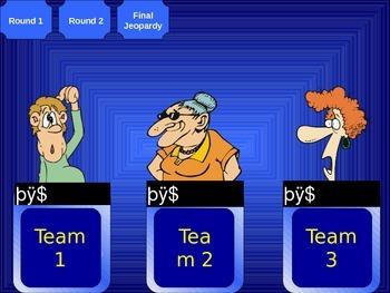The Wednesday Wars Jeopardy
