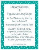 The Wednesday Wars Literary Devices and Figurative Languag