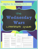 The Wednesday Wars - Literature Guide