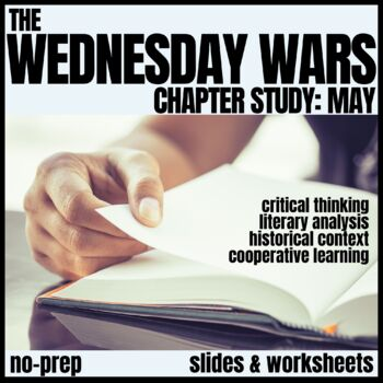 The Wednesday Wars-May Novel Study