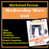 The Wednesday Wars Unit