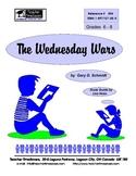 The Wednesday Wars by Gary D. Schmidt: Newbery Winner - Grades 6-8
