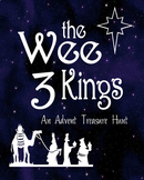 The Wee 3 Kings Advent Activity Guide