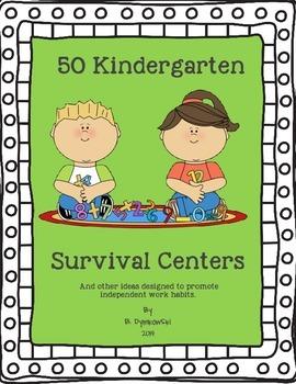 Kindergarten-50 Survival Centers