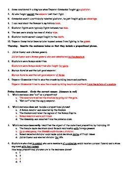 The Week in Grammar: Prepositions
