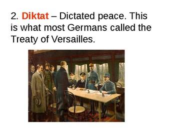 Weimar Germany Constitution Quiz