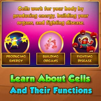 The Weird History of Cell Theory - Interactive COMIC BOOK Activity