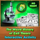 The Weird History of Cell Theory - Interactive COMIC BOOK