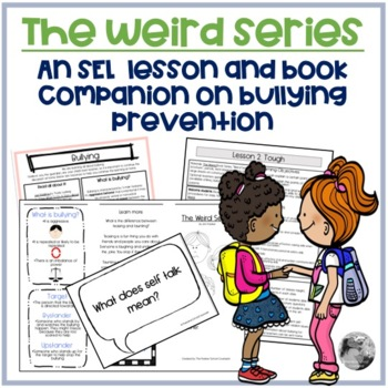 The Weird Series Activity Packet