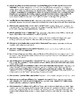 The West & Gilded Age Review Sheet with Answer Key