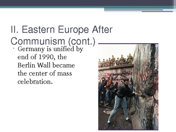 The West in a Global Age Powerpoint