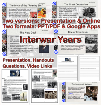 The Western Democracies in the Interwar Years