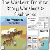 #markdownmonday The Western Frontier Story Workbook and Flashcards