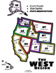 West Region of the U.S. in English and Spanish