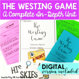 The Westing Game A Comprehensive In-Depth Novel Unit DIGITAL and PRINT