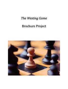 The Westing Game Brochure Project