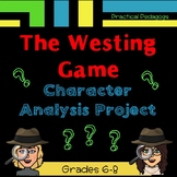 The Westing Game: Character Analysis Project