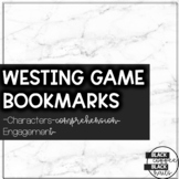 The Westing Game Character Bookmark