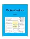 The Westing Game Complete Literature and Grammar Unit