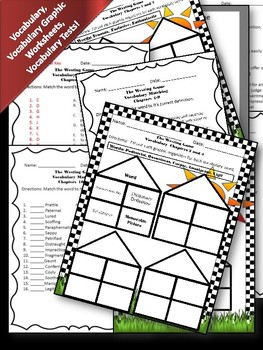 The Westing Game- Complete Unit Plan