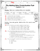 The Westing Game Comprehension Tests