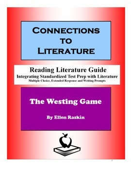 The Westing Game-Reading Literature Guide