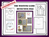 The Westing Game: Detective Files Activity
