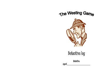 The Westing Game Detective Log