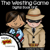 The Westing Game Novel Study: Digital Unit with Google Slides and Boom Learning