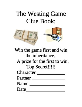 The Westing Game - Game