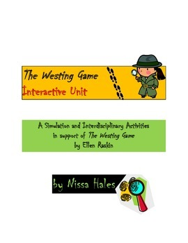 Westing Game Interactive Unit