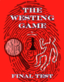The Westing Game by Ellen Raskin Novel Review Questions an