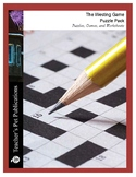 The Westing Game Puzzle Pack - Activities, Games, Puzzles