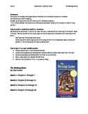 The Westing Game Reading Packet