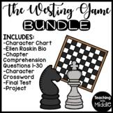 The Westing Game Unit by Ellen Raskin, questions, grammar, comprehension