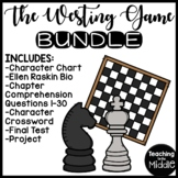 The Westing Game Unit Bundle, Reading Comprehension, Ellen Raskin