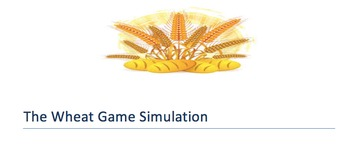 The Wheat Exchange Simulation