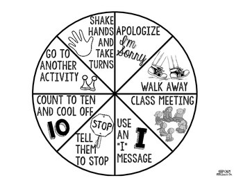 The Wheel of Choice: A Conflict Resolution Tool