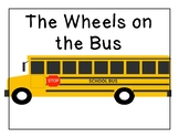 The Wheels on the Bus Errorless Adapted Book