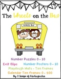 The Wheels on the Bus Math Centers