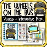 The Wheels on the Bus: Visuals, Props and Interactive Book